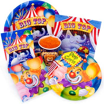 Circus Party Party Supplies